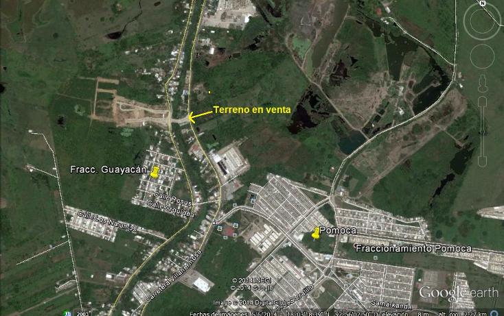 Foto de terreno comercial en renta en  , guayacan, nacajuca, tabasco, 1296271 No. 03