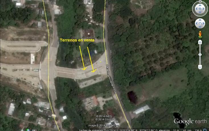 Foto de terreno comercial en renta en  , guayacan, nacajuca, tabasco, 1296271 No. 04