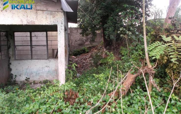 Foto de terreno habitacional en venta en  , las lomas, tuxpan, veracruz de ignacio de la llave, 1642144 No. 03