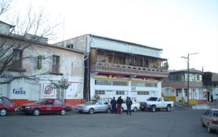 Foto de local en venta en guerrero callejon garcia 55, guillermo baca, san francisco del oro, chihuahua, 1386413 no 01