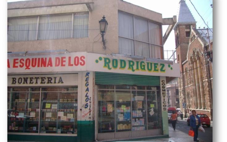 Foto de local en venta en guerrero , centro, pachuca de soto, hidalgo, 448442 No. 01