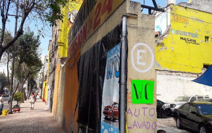 Foto de terreno habitacional en venta en, guerrero, cuauhtémoc, df, 1630888 no 03