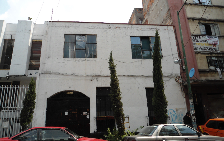 Foto de casa en venta en  , guerrero, cuauhtémoc, distrito federal, 1260977 No. 01