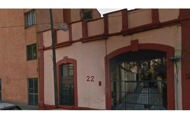 Foto de departamento en venta en  , guerrero, cuauhtémoc, distrito federal, 1379091 No. 04