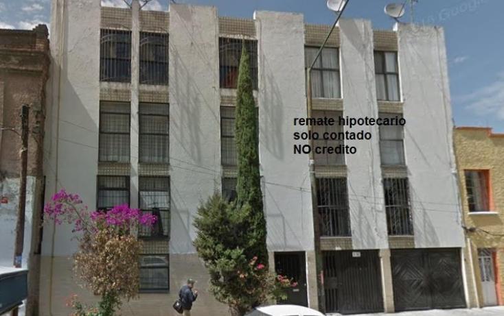 Foto de departamento en venta en  , guerrero, cuauhtémoc, distrito federal, 1582356 No. 04