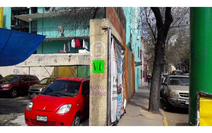 Foto de terreno habitacional en venta en  , guerrero, cuauht?moc, distrito federal, 1630888 No. 02