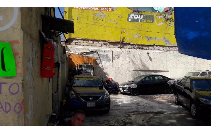 Foto de terreno habitacional en venta en  , guerrero, cuauht?moc, distrito federal, 1630888 No. 05