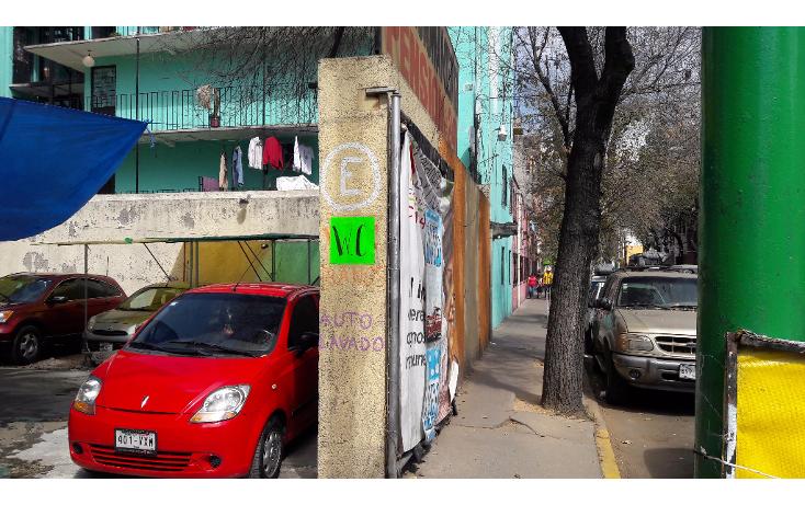 Foto de terreno comercial en venta en  , guerrero, cuauhtémoc, distrito federal, 1631004 No. 01