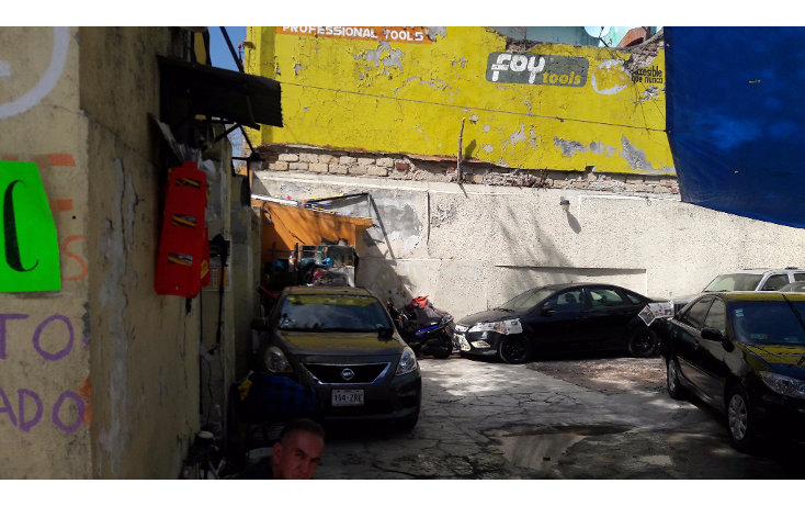 Foto de terreno comercial en venta en  , guerrero, cuauhtémoc, distrito federal, 1631004 No. 05