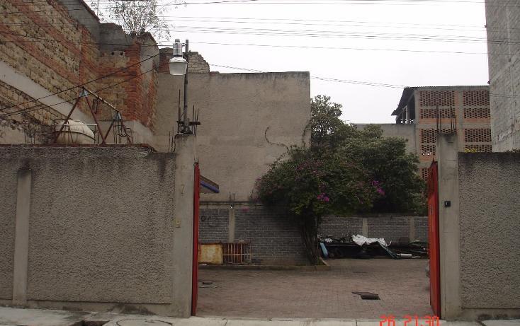 Foto de terreno habitacional en venta en  , guerrero, cuauhtémoc, distrito federal, 1713492 No. 01