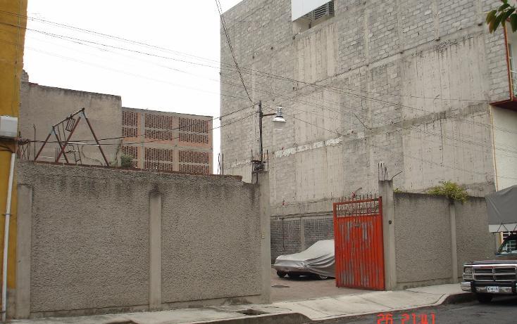 Foto de terreno habitacional en venta en  , guerrero, cuauhtémoc, distrito federal, 1713492 No. 04