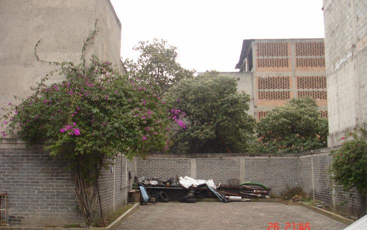 Foto de terreno habitacional en venta en  , guerrero, cuauhtémoc, distrito federal, 1713492 No. 06