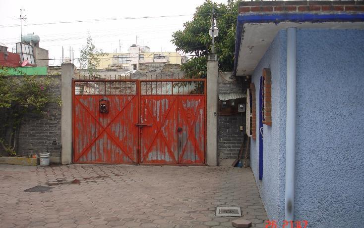 Foto de terreno habitacional en venta en  , guerrero, cuauhtémoc, distrito federal, 1713492 No. 07