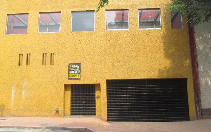 Foto de edificio en renta en  , guerrero, cuauht?moc, distrito federal, 1907616 No. 01