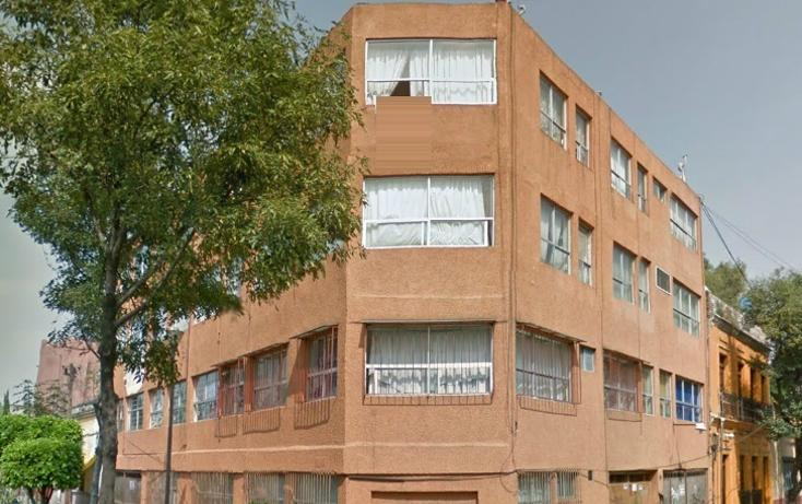 Foto de departamento en venta en  , guerrero, cuauhtémoc, distrito federal, 782013 No. 01
