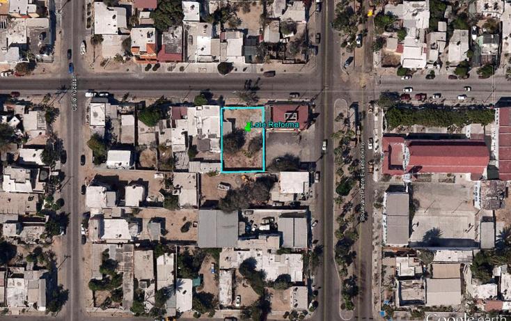 Foto de terreno habitacional en venta en  , guerrero, la paz, baja california sur, 1454439 No. 05