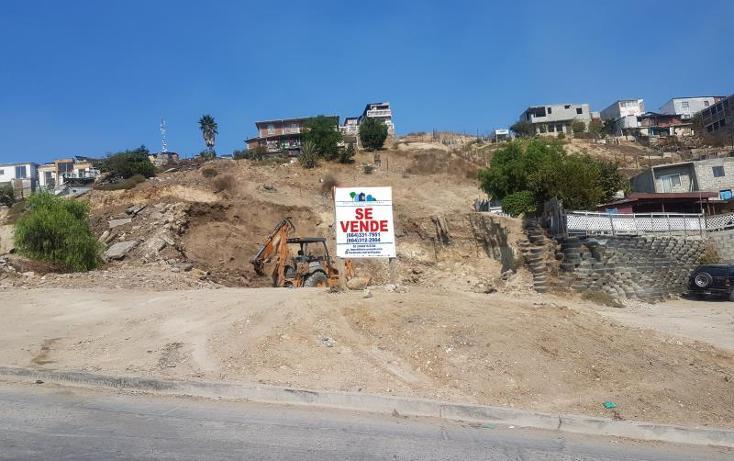 Foto de terreno habitacional en venta en guia roji 1, anexa buena vista, tijuana, baja california, 2654561 No. 01