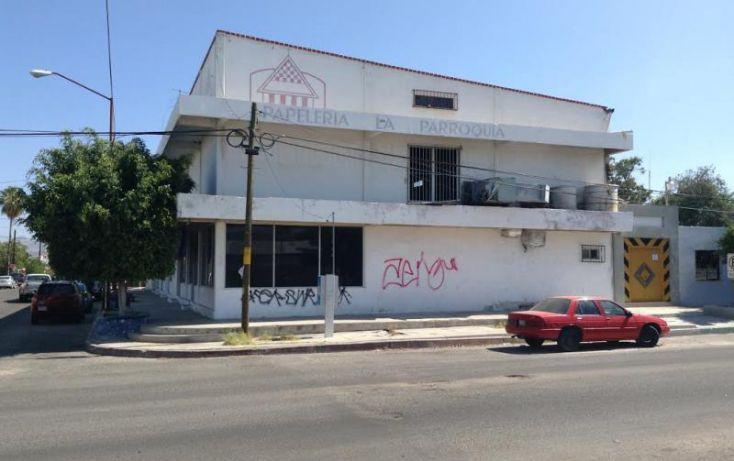 Foto de edificio en venta en guillermo prieto 1060, zona central, la paz, baja california sur, 1764596 no 01