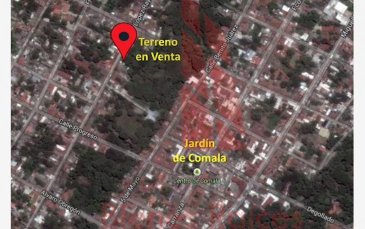 Foto de terreno habitacional en venta en guillermo prieto 55, aguajitos, comala, colima, 776813 no 01