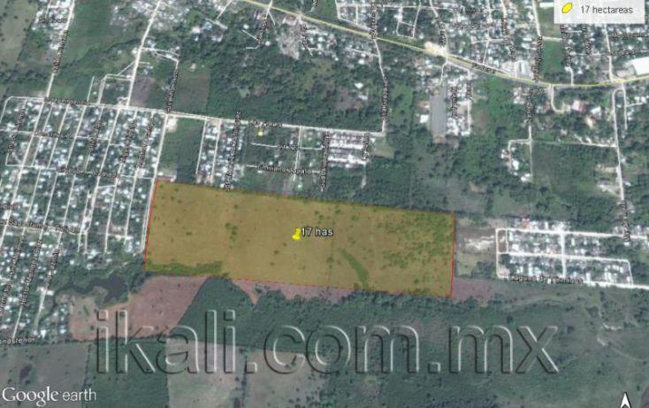 Foto de terreno habitacional en venta en guillermo prieto, los pinos, tuxpan, veracruz, 1320751 no 01