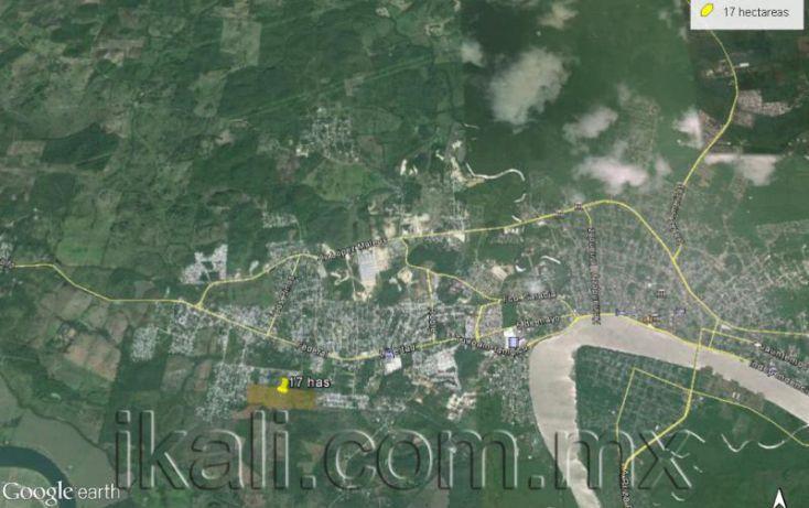 Foto de terreno habitacional en venta en guillermo prieto, los pinos, tuxpan, veracruz, 1320751 no 02
