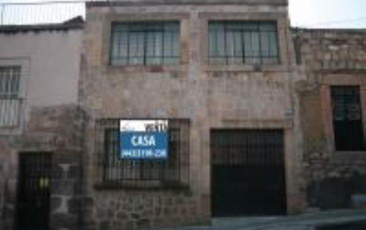 Foto de casa en venta en guillermo prieto, morelia centro, morelia, michoacán de ocampo, 1953866 no 01