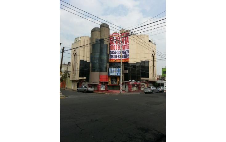 Foto de edificio en renta en gustavo baz 204, aurora sección a benito juárez, nezahualcóyotl, estado de méxico, 342320 no 01