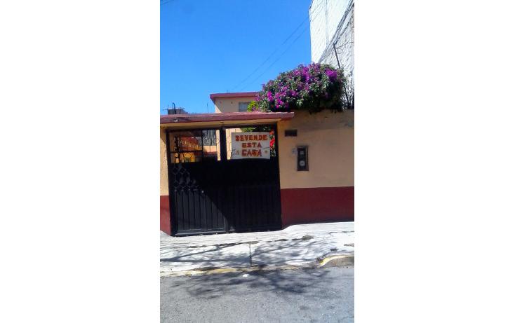 Foto de casa en venta en  , gustavo baz prada, ecatepec de morelos, méxico, 1480169 No. 01