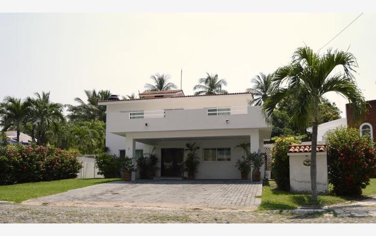 Foto de casa en renta en  h-07, club santiago, manzanillo, colima, 1534212 No. 01
