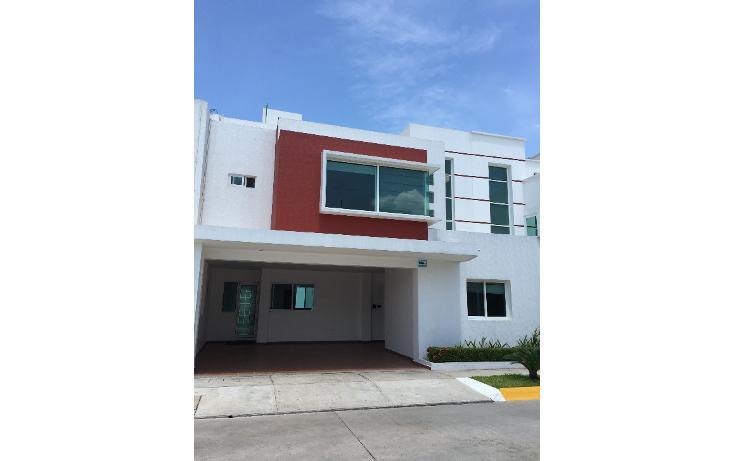 Foto de casa en renta en  , hacienda casa blanca ii, centro, tabasco, 1317777 No. 01