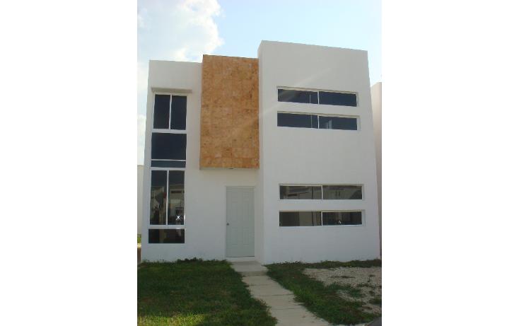 Foto de casa en venta en  , hacienda caucel, mérida, yucatán, 1065333 No. 01