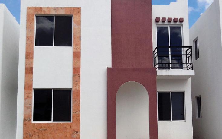 Foto de casa en venta en  , hacienda caucel, mérida, yucatán, 1065333 No. 02