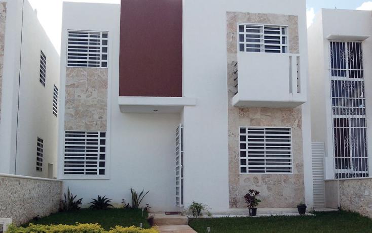 Foto de casa en venta en  , hacienda caucel, mérida, yucatán, 1298897 No. 01