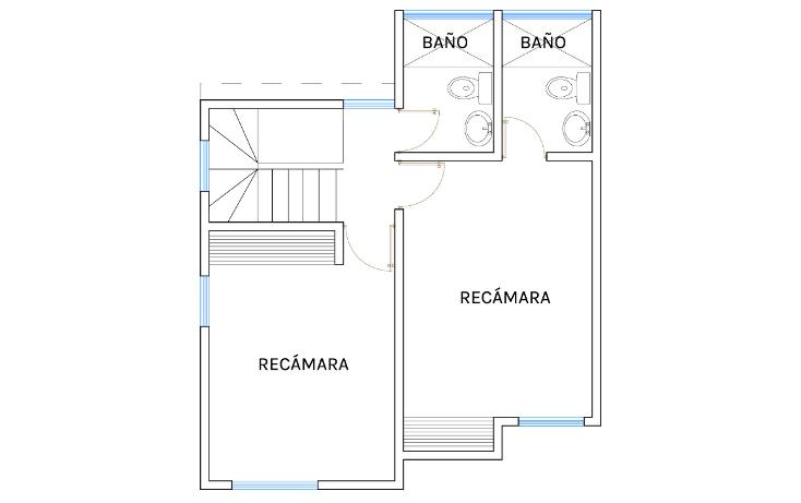Foto de casa en venta en  , hacienda caucel, mérida, yucatán, 1298897 No. 08
