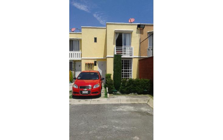 Foto de casa en venta en  , hacienda de cuautitlán, cuautitlán, méxico, 1238405 No. 01