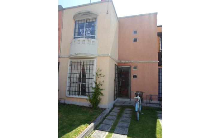 Foto de casa en venta en  , hacienda de cuautitlán, cuautitlán, méxico, 1754366 No. 01