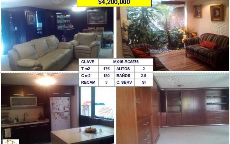 Foto de casa en venta en  , hacienda de echegaray, naucalpan de juárez, méxico, 963339 No. 01