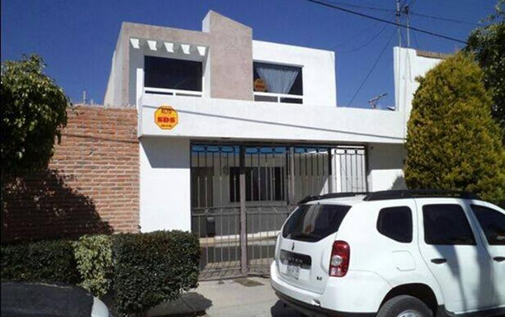 Foto de casa en venta en  , hacienda de jacarandas, san luis potosí, san luis potosí, 1400923 No. 01