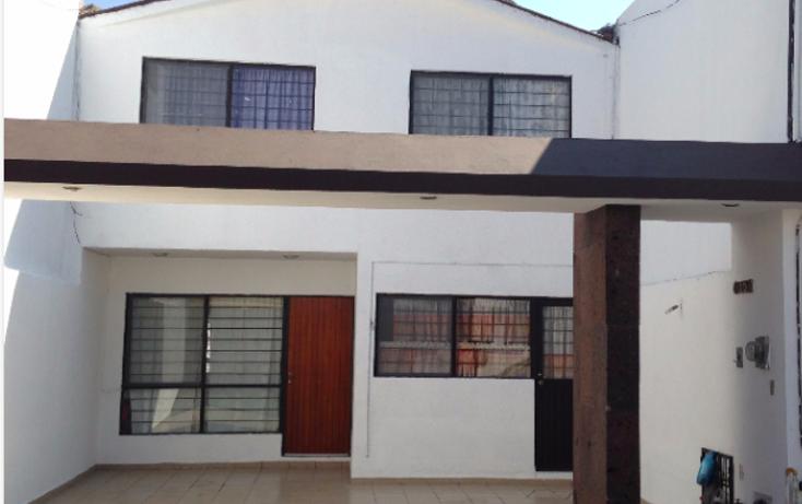 Foto de casa en venta en  , hacienda de jacarandas, san luis potosí, san luis potosí, 1643412 No. 01