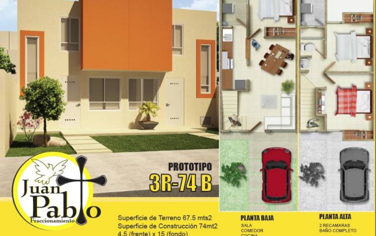 Foto de casa en venta en  , hacienda de juan pablo 1a sección, san luis potosí, san luis potosí, 1086609 No. 01