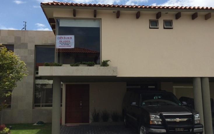 Foto de casa en venta en  , hacienda de las fuentes, calimaya, méxico, 1062761 No. 01