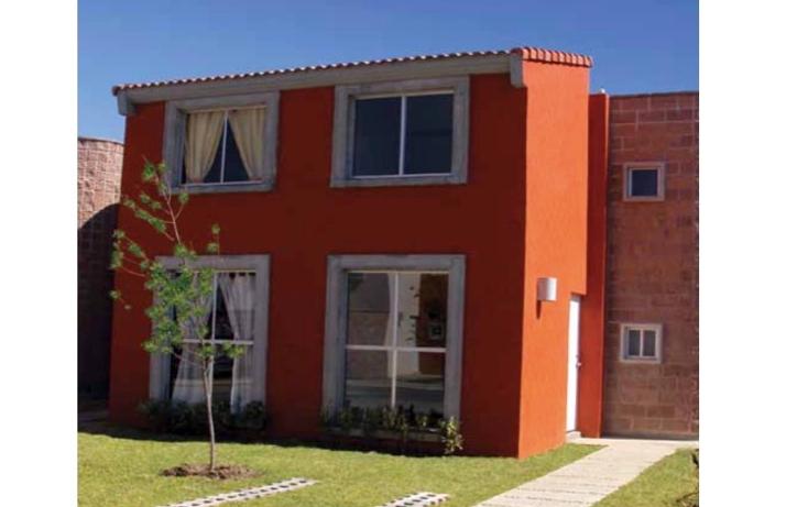Foto de casa en venta en  , hacienda de las fuentes, calimaya, m?xico, 1073199 No. 01