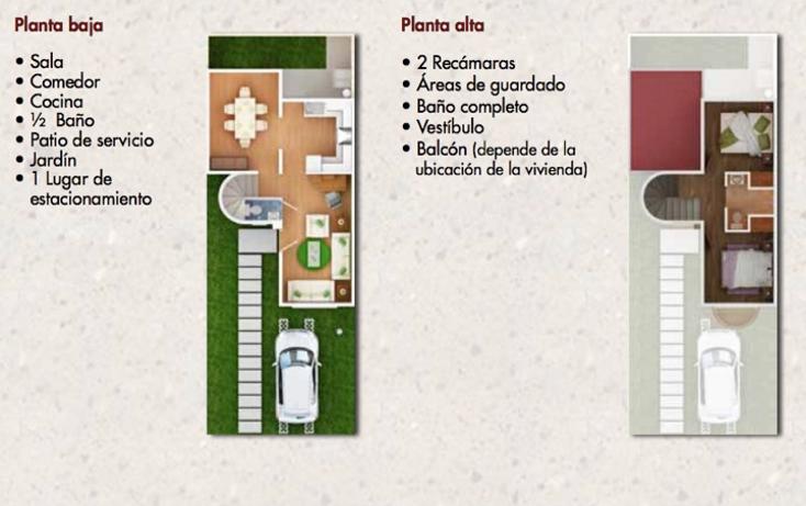 Foto de casa en venta en  , hacienda de las fuentes, calimaya, m?xico, 1075351 No. 04