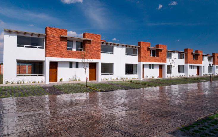 Foto de casa en venta en  , hacienda de las fuentes, calimaya, m?xico, 1102737 No. 01