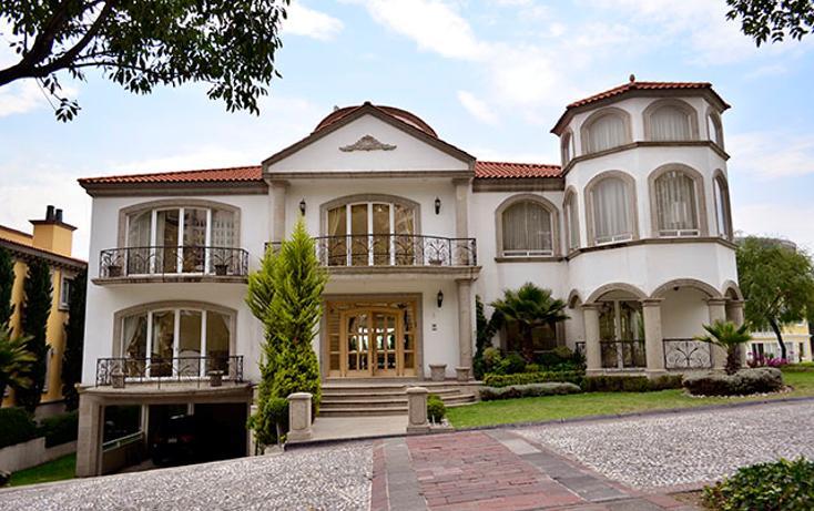 Foto de casa en venta en  , hacienda de las palmas, huixquilucan, méxico, 1499411 No. 01