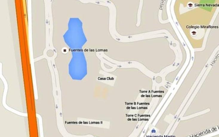 Foto de terreno habitacional en venta en  , hacienda de las palmas, huixquilucan, méxico, 1521731 No. 02