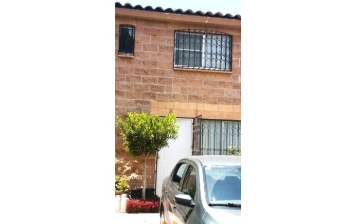 Foto de casa en condominio en venta en hacienda de las rosas, arcos tultepec, tultepec, estado de méxico, 597852 no 01