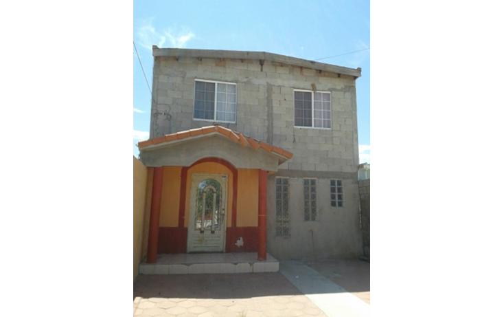 Foto de casa en venta en  , hacienda de las torres i, juárez, chihuahua, 1100143 No. 01