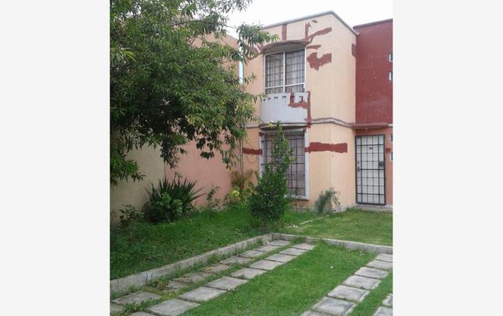 Foto de casa en venta en hacienda de los ahuehuetes 17, hacienda de cuautitlán, cuautitlán, méxico, 1352409 No. 01