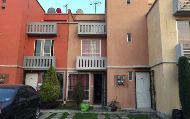 Foto de casa en venta en hacienda de los almendros 134, cebadales primera sección, cuautitlán, estado de méxico, 1707072 no 01